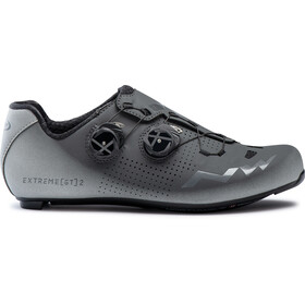 Northwave Extreme GT 2 Zapatillas Hombre, anthracite/silver reflective